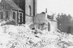 Kościół po rozbiórce 2